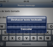 deshacerTextoiPhone